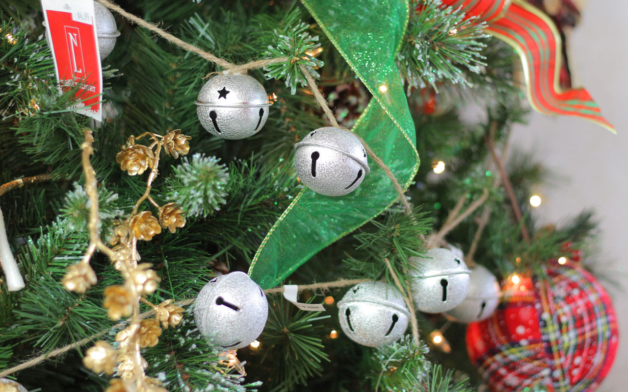 Christmas Tree Jingle Bells