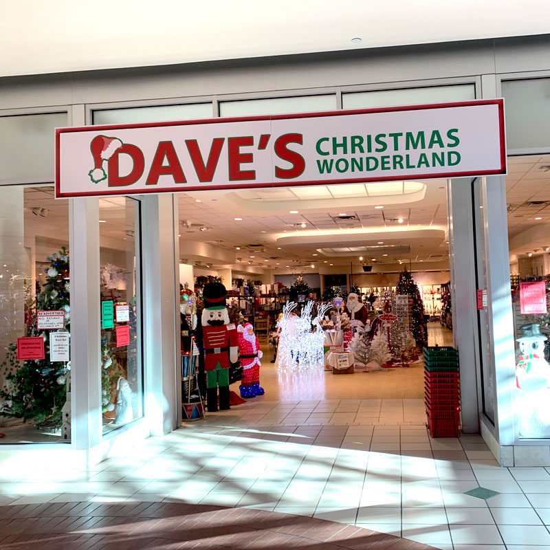 Dave's Pop-Up Store