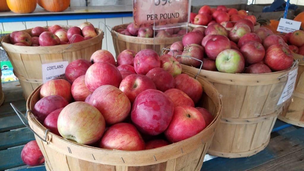 Locally Grown Apples in Buffalo NY