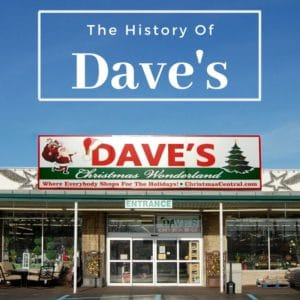 The History of Dave's